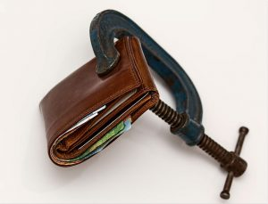 How to deal with difficult clients -Clamped wallet
